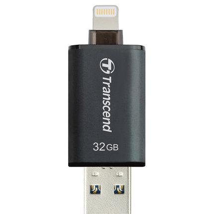 USB Флеш для Apple Transcend JetDrive Go 300 TS32GJDG300K 32GB, фото 2