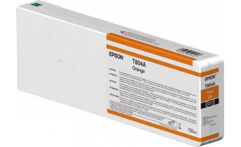 Картридж Epson C13T804A00 SC-P6000/7000/8000/9000 оранжевый, фото 2