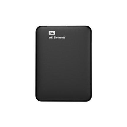 Внешний жесткий диск 2,5 1TB WD WDBUZG0010BBK, фото 2