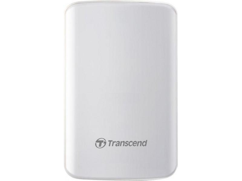 Внешний жесткий диск 2,5 1TB Transcend TS1TSJ25D3W