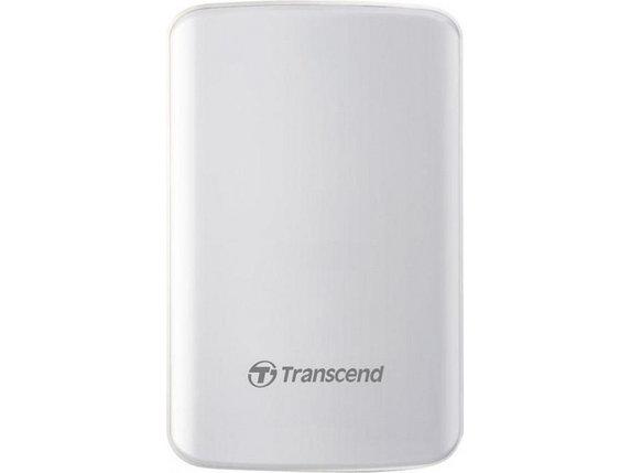 Внешний жесткий диск 2,5 1TB Transcend TS1TSJ25D3W, фото 2