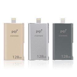 USB Флеш для Apple PQI iConnect 001 6I01-032GR2001 32GB Серый, фото 2