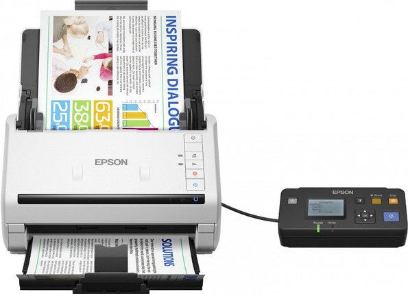 Сканер Epson WorkForce DS-530 N, фото 2