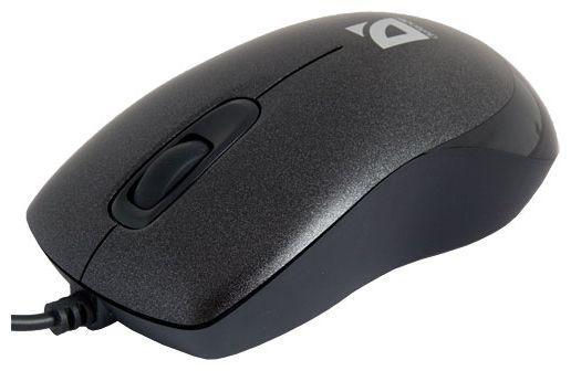 Мышь проводная Defender ORION MM-300B черный