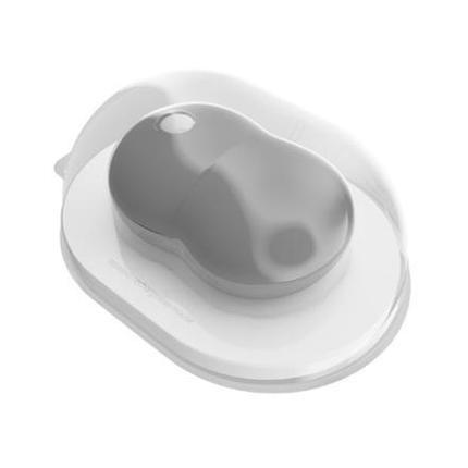 Мышь беспроводная Acme  PEANUT серый, фото 2
