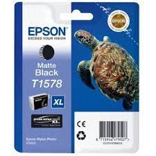 Картридж Epson C13T15784010 R3000 матовый черный