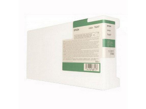 Картридж Epson C13T624700 SP-GS6000 зеленый, фото 2
