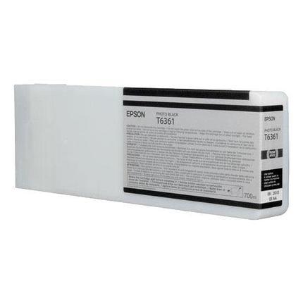 Картридж Epson C13T636100 SP 7900 / 9900 фото черный, фото 2