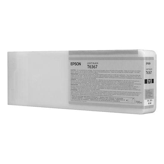 Картридж Epson C13T636700 SP 7900 / 9900 серый