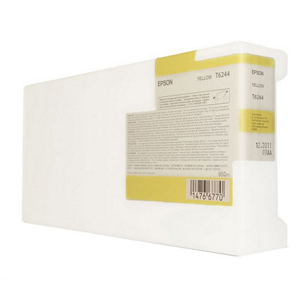 Картридж Epson C13T624400 I/C SP-GS6000 желтый, фото 2