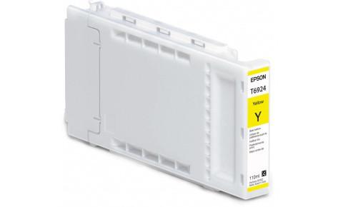 Картридж Epson C13T692400 T3000/5000/7000, Т3200/5200/7200 желтый