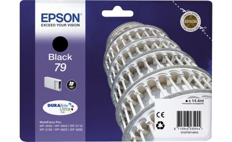 Картридж Epson C13T79114010 WF-5110DW/WF-5620DWF черный