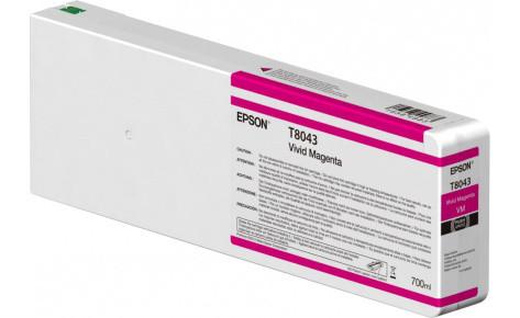 Картридж Epson C13T804300 SC-P6000/7000/8000/9000 пурпурный
