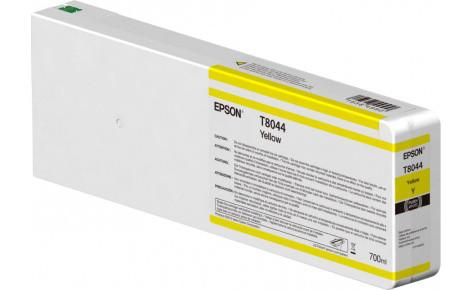 Картридж Epson C13T804400 SC-P6000/7000/8000/9000 желтый