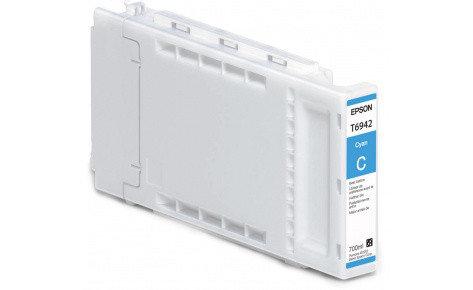 Картридж Epson C13T692200 T3000/5000/7000, Т3200/5200/7200 голубой, фото 2