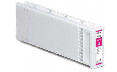 Картридж Epson C13T694300 T3000/5000/7000, Т3200/5200/7200 пурпурный, фото 2