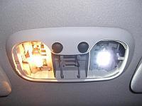 Лампочки для салона автомобиля, фото 1