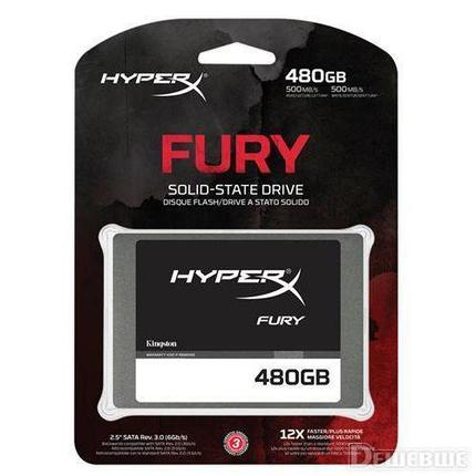 Жесткий диск SSD 480GB Kingston SHFS37A/480G, фото 2