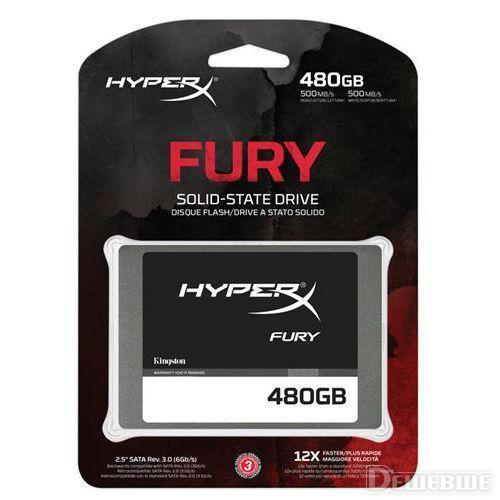 Жесткий диск SSD 480GB Kingston SHFS37A/480G