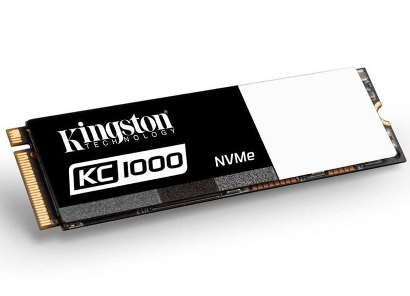Жесткий диск SSD 480GB Kingston SKC1000/480G