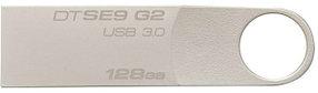 USB Флеш 128GB 3.0 Kingston DTSE9G2/128GB металл