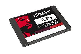 Жесткий диск SSD 256GB Kingston SKC400S37/256G