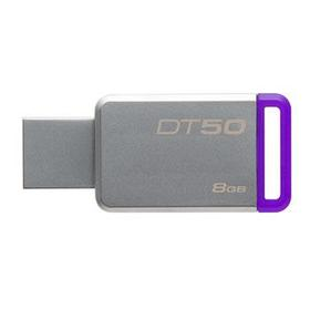 USB Флеш 8GB 3.0 Kingston DT50/8GB металл
