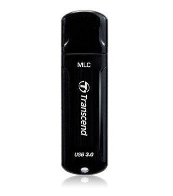USB Флеш 16GB 3.0 Transcend TS16GJF750K черный, фото 2