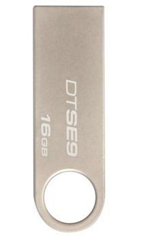 USB Флеш 16GB 2.0 Kingston DTSE9H/16GB металл