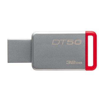 USB Флеш 32GB 3.0 Kingston DT50/32GB металл