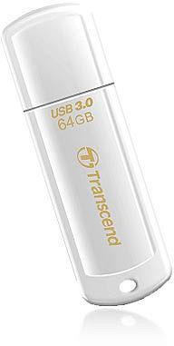 USB Флеш 64GB 3.0 Transcend TS64GJF730 белый