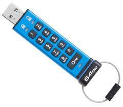 USB Флеш 64GB 3.1 Kingston DT2000/64GB металл, фото 2