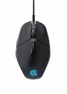 Мышь игровая Logitech G302 черный, фото 2