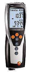 Testo 435-3 - Многофункциональный измерительный прибор