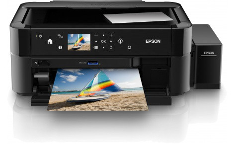 МФУ Epson L850 фабрика печати