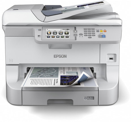 МФУ Epson WorkForce Pro WF-8590 DWF (220V), фото 2