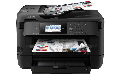 МФУ Epson WorkForce WF-7720D, фото 2