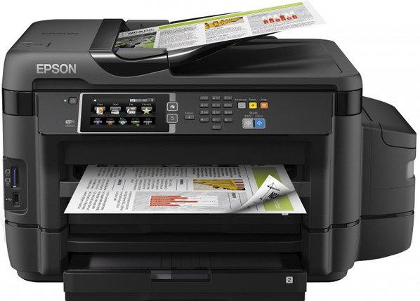 МФУ Epson L1455 фабрика печати, фото 2
