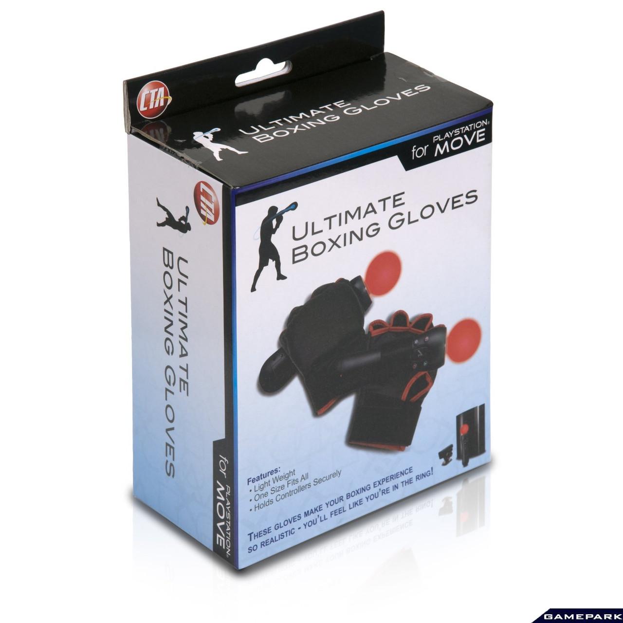 Боксерские перчатки для PS3