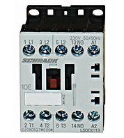 Контактор 3кВт/400В, 1НО, 230В перем., тока, 50Гц