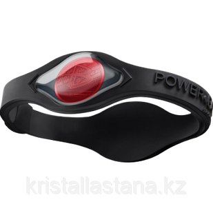 Браслет с красной голограммой Power Balance (Red Hologram Silicone Wristband)