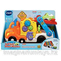 Развивающая игрушка «Машина-транспортер»