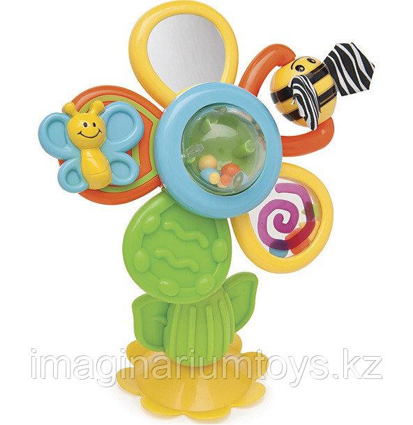 Игрушка развивающая для малышей «Цветок»