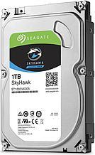 """Seagate ST1000VX005 Жесткий диск для видеонаблюдения 1Tb SkyHawk SATA3 3.5"""" 64Mb"""