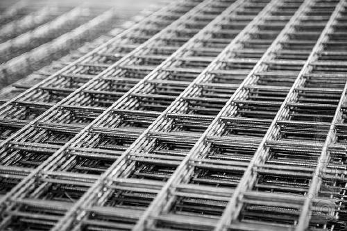 Сетка сварная нержавеющая 40х40 мм, фото 2