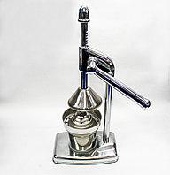 Соковыжималка-пресс для цитрусовых механическая, 43 см