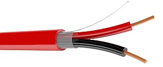 Кабель КСВВнг(А)-LS 2х0,50 мм