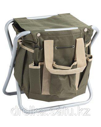 Скамейка GRINDA садовая складная, двухсторонняя, с сумкой, 8-422351_z01 , фото 2