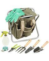 Набор садовых инструментов GRINDA 8-422353-H8_z01, 8 предметов
