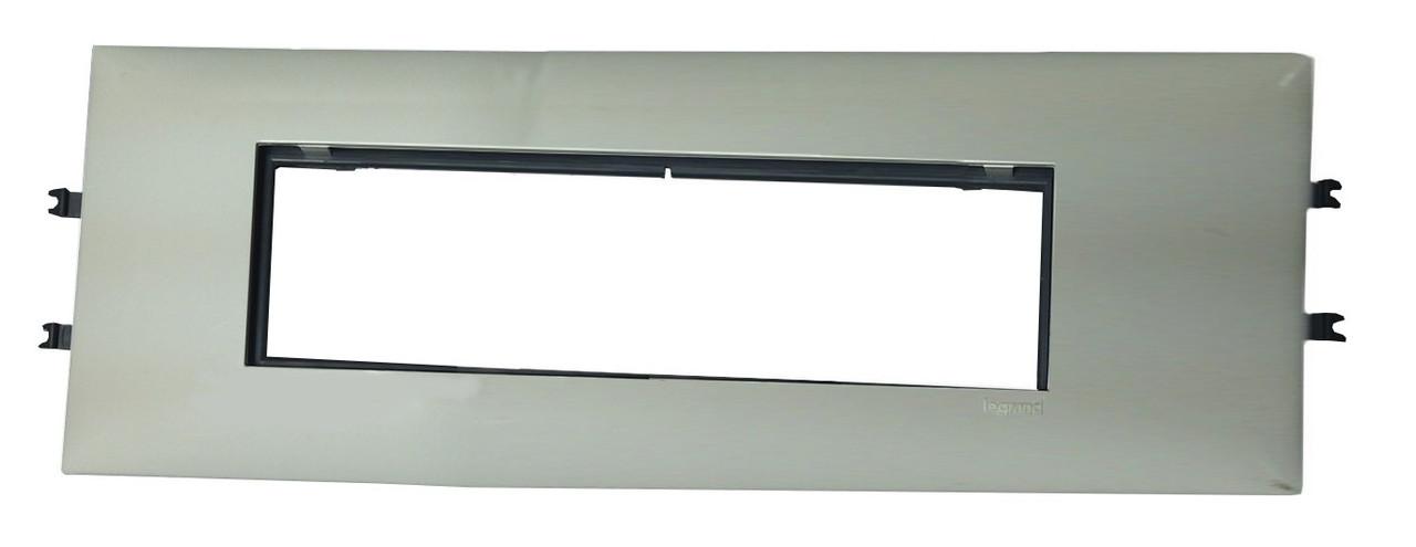 Суппорт/рамка Legrand 8 модулей, 85мм